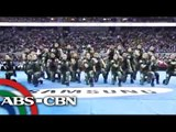 La Salle 'goes to war' in UAAP cheer dance