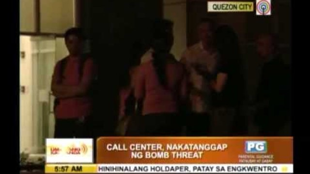 Police: Fired call center agent may be behind bomb hoax