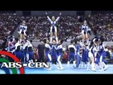 Ateneo goes 'sporty' for UAAP cheer dance