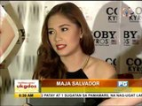 Maja shares key to strong relationship with Gerald