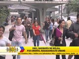 Labor groups unhappy with P10 wage hike