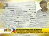 Cotabato gardener named incorporator in Napoles NGO