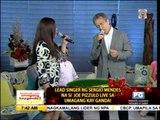 Sergio Mendes singer performs duet on 'UKG'