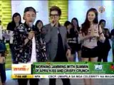 K pop artists invade 'UKG'
