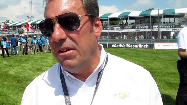 Detroit Grand Prix Saturday @Chevrolet w/ Mark Reuss, GM Exec VP