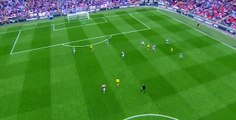 Alexis Sánchez AMAZING GOAL _ Arsenal vs Aston Villa 2015 4_0 - FA Cup Final