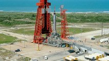 Space-age technology preserves space program history
