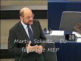 """""""Increase EU budget & my wages"""" Schultz attacks UK & Netherlands for wanting freeze in EU Budget"""