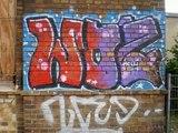 Berlin Graffiti 2009 Tags