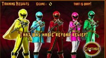 Power Rangers Mystic Force - Mystic Training - Power Rangers Games