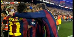 The Best Lionel Messi - Athletic 0-1 Barça - Copa Rey 30.05.2015