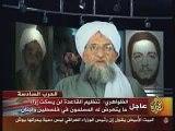 Zawahiri dice Al Qaeda no se quedará con los brazos cruzados