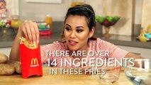 Comment préparer des frites McDonald's à la maison  tuto cuisine