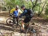 Travel Toronto - Don Valley dirt biking terrain park - water pump