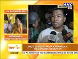 Over 20 hurt in Manila road mishap