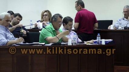 Δημοτικό Συμβούλιο Δήμου Παιονίας 27-05-2015 Μέρος Β'