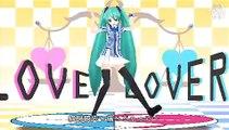 初音ミク Project DIVA extend 『裏表ラバーズ』 コンビニスタイル L