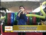 Sponge Cola performs '22' on 'UKG'