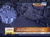Frat war eyed in Tondo shooting