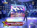 Charice 'kalokalike' sings on 'It's Showtime'