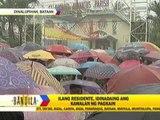 Bataan flood victims running short on food supply