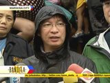 Forced evacuation implemented in Marikina