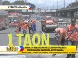 MMDA: Road repairs among major causes of traffic