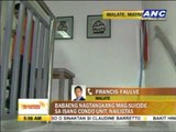 Woman rescued from suicide attempt in Manila