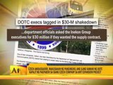 DOTC execs accused of extortion