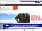 New 'Choose Philippines' website unveiled