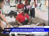 Bloodletting events launched for ABS CBN's 60th anniversary