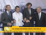 PAL's Europe flights to boost PH tourism