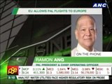 PAL to offer faster Europe flights