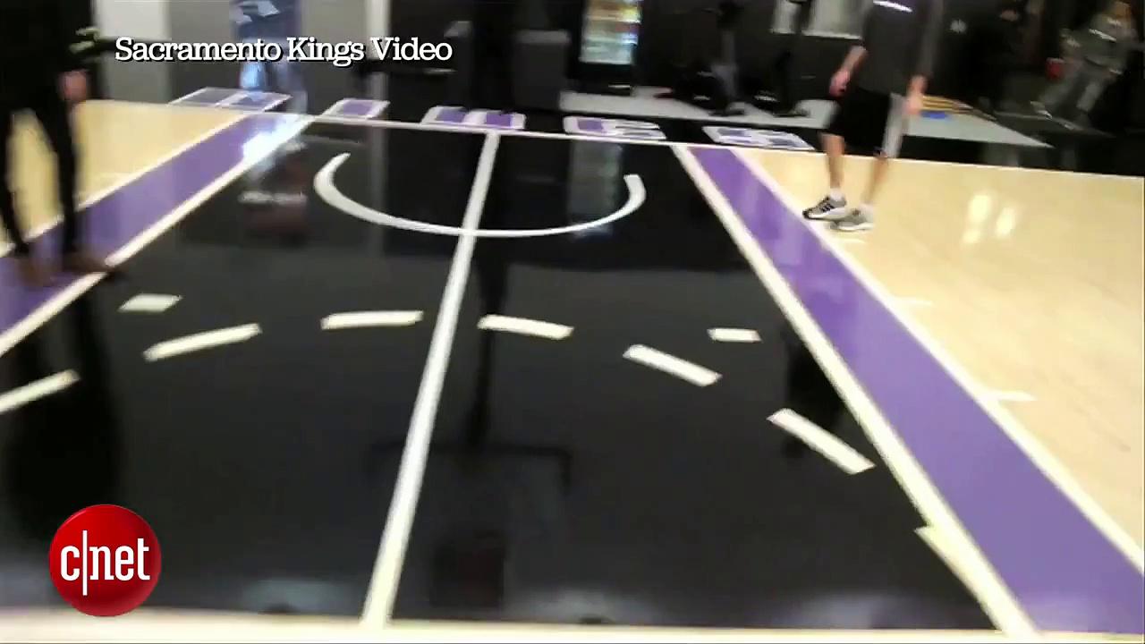CNET News – NBA players wear Glass to enhance fan experience