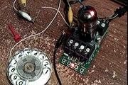 Yilane Systems YS-601 Dekatron Dialer (Sovtek OG-4)