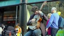 Amazing Guitarist Tom Ward @ Edinburgh Fringe Festival 2013