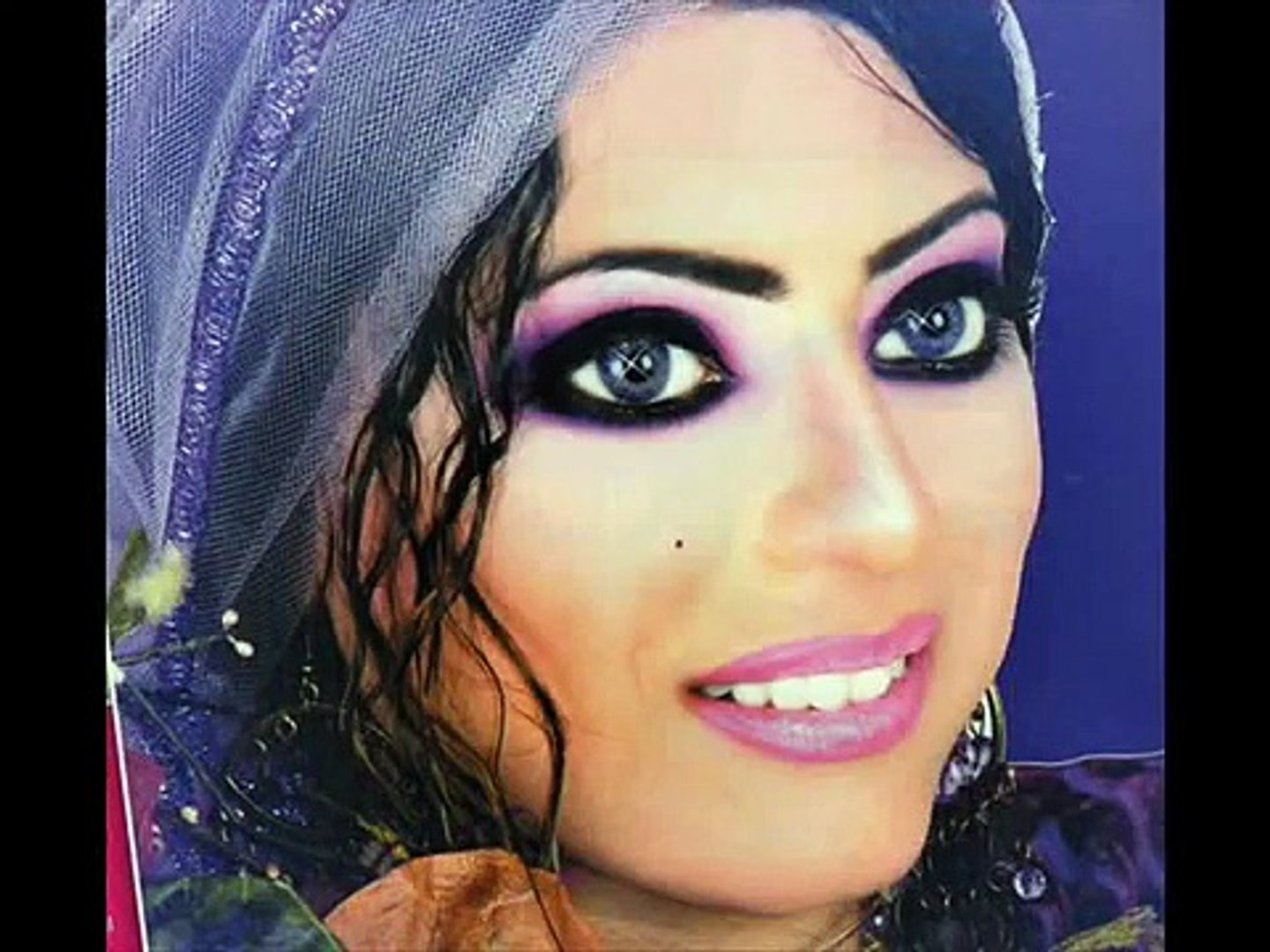 Arabic and Mid-Eastern Makeup Looks