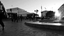 Théatre de rue - Message au parlementaires: Abolir la Peine de Mort - Amnesty International Maroc