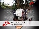 Congo (RDC)- Reprise de la guerre au Nord Kivu