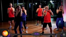 Easy MMA Cardio Kickbox Workout - RFS FUSION White Belt Routine