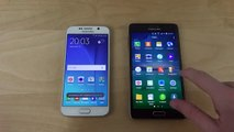 Samsung Galaxy S6 vs. Samsung Galaxy Note Edge - Which Is Faster