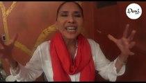 """JADE: """"Es maravilloso estar unidos por la música"""" (VIDEO)"""