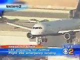 Jet Blue Emergency Landing 22 Sep 2005