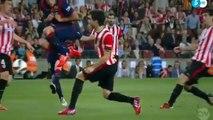 Barcelona 3-1 Athletic Bilbao - Nhung ban thang dep mat cua Messi va dong doi