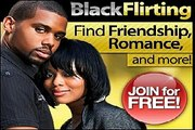black singles dating - Free Flirt and Date