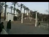 Dude Gets Too Excited Over A Skateboarding Trick!
