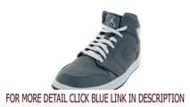 Nike Jordan Men's Air Jordan 1 Cool Grey/White/Cool Grey Bas Details