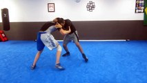 Takedown strategies against quick or stocky opponent