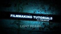 Light Effects: Beams / Laser - Filmmaking Tutorial 16
