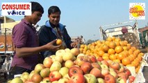Misuse and overused of pesticides in fruits and vegetables